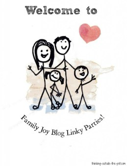 Family Joy Blog Link Party #65