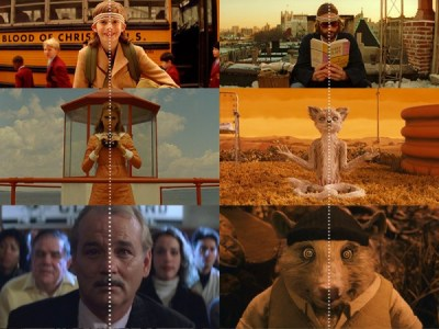 Wes Anderson Cinematography