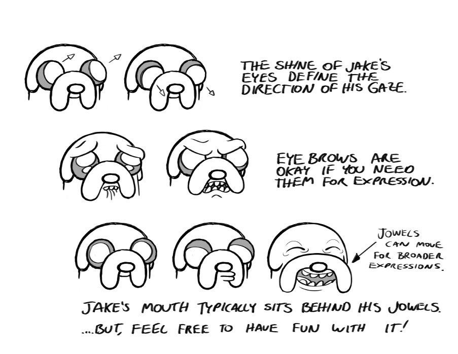How To Draw Adventure Time -Pendleton Ward