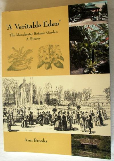 A Veritable Eden cover,  copyright Carl Legge