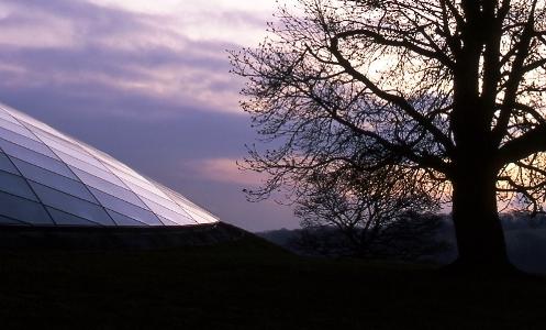 National Botanic Garden of Wales, copyright Charles Hawes for thinkingardens