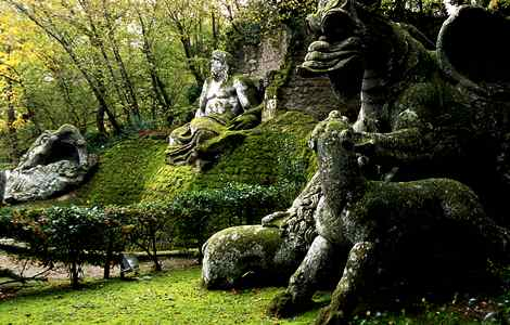 Bomarzo copyright Charles Hawes for thinkingardens