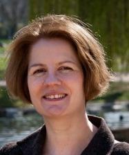 Jill Sinclair portrait on thinkingardens