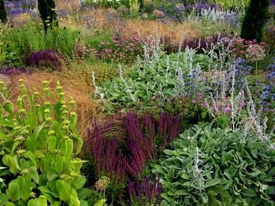 Broughton Grange, Walled Garden copyright Charles Hawes on thinkingardens