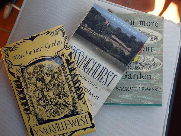 Sissinghurst books