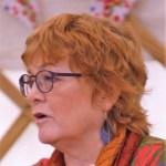 portrait Anne Wareham, copyright Charles Hawes