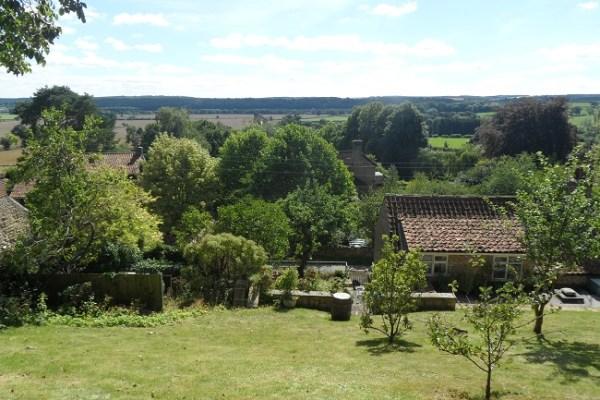 View over Bramleys copyright Bridget Hannigan for thinkingardens