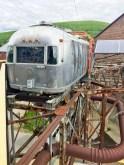 The airstream exhibit