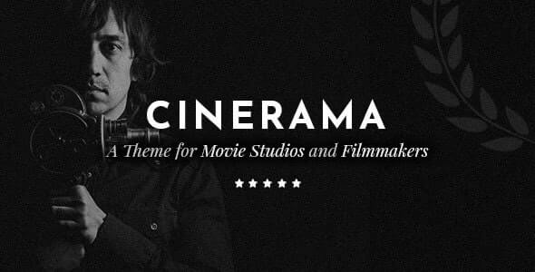 Cinerama 181 A Theme for Movie Studios and Filmmakers