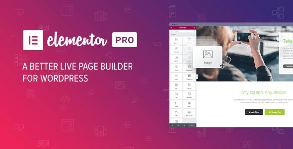 Elementor Pro 3.0.5 Nulled / Elementor Free v3.0.10 (Full Template Kits)