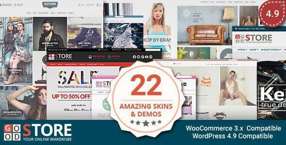 GoodStore 54 WooCommerce Theme
