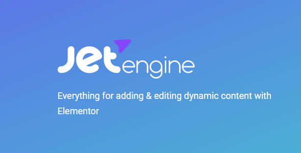 JetEngine 2413 Plugin for Elementor