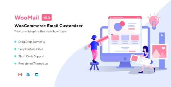 WooMail 3.0.31 - WooCommerce Email Customizer