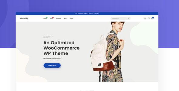 Woostify 171 Addons Pro 140 WooCommerce Themes