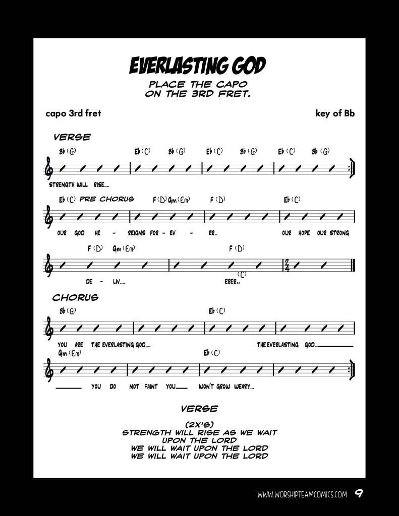 guitar capo tutorial 9