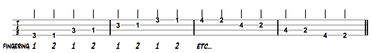 Bass RIng Index Exercises