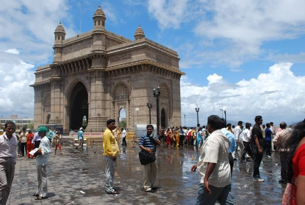 Gateway of India (photo by Flavio Alagia)