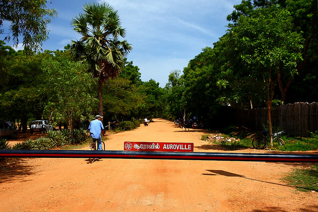 Auroville (photo by Zolivier)