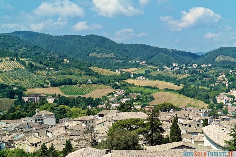 Festival dei 2Mondi di Spoleto, Umbria
