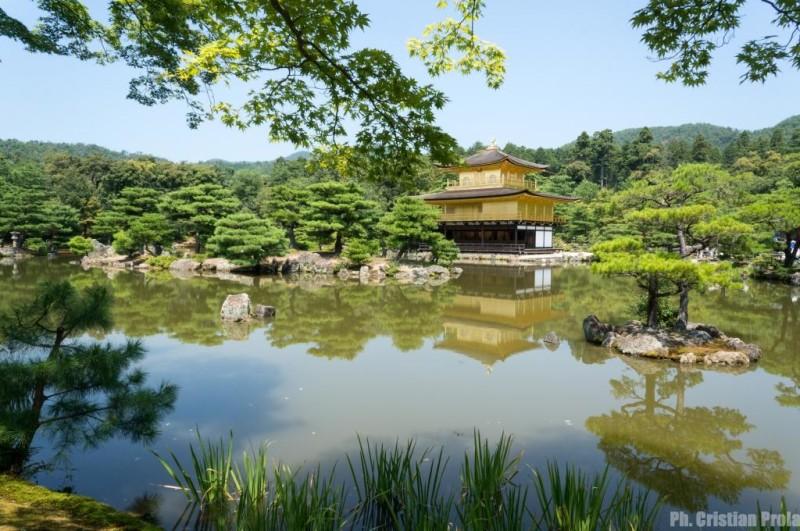 Kinkaku-ji temple - Kyoto, Japan