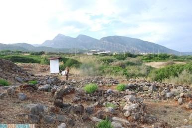 Macchiabate necropolis - Francavilla Marittima, Calabria (Italy)