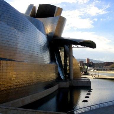 Guggenheim Musuem, Bilbao, Basque Country - Spain