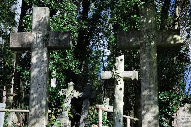 Highgate Cemetery - London, UK