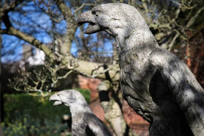 Highgate Cemetery - London, UK