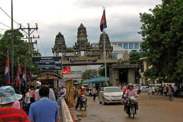 Cambogia-Tailandia