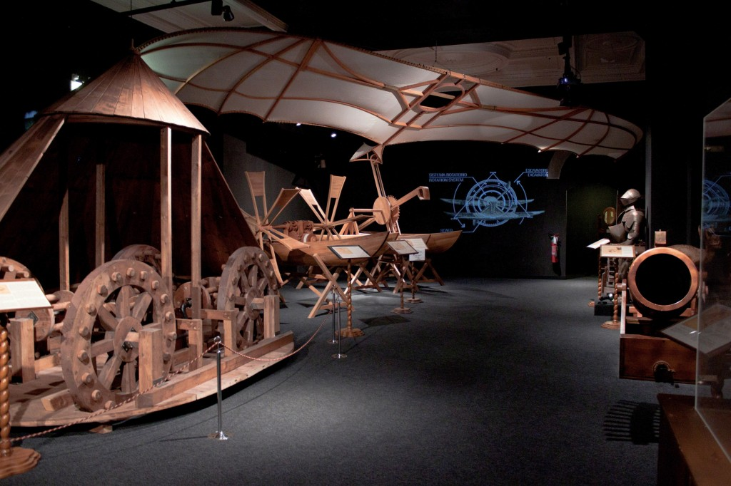 Museo Leonardo Da Vinci Firenze.Leonardo Da Vinci Museum In Florence All His Works