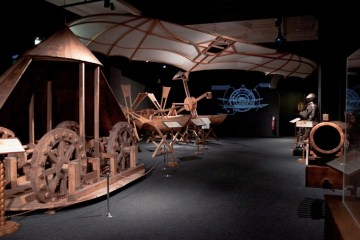 Leonardo Da Vinci Museum - Florence, Italy