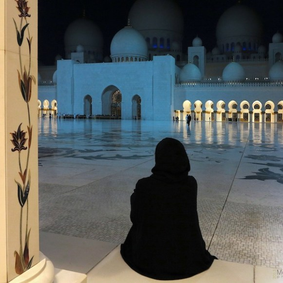 The Great Mosque of Abu Dhabi