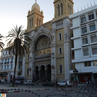 Saint Vincent de Paul Cathedral