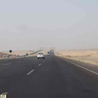 Fayiyum Road - Egypt