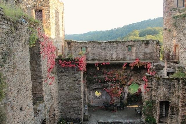 Belcastel, Aveyron, France