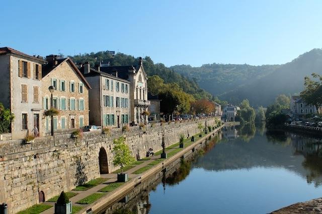 Villefranche, Aveyron, France