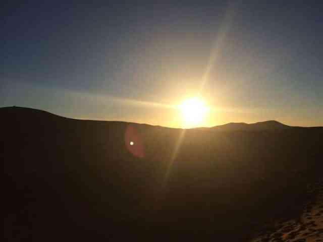 Sahara - Merzouga, Morocco