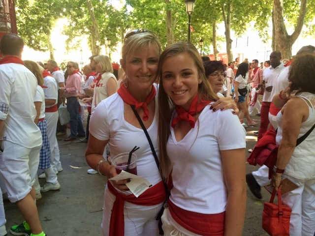 Pamplona: Running with the Bulls