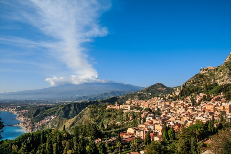 Mount Etna (photo by Frans Sellies)
