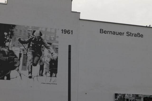 Bernauertrasse - Berlin