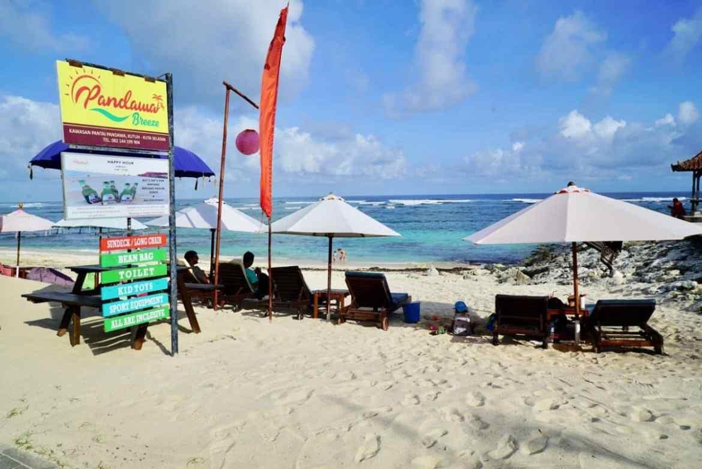 Nusa Dua - Pandawa Beach
