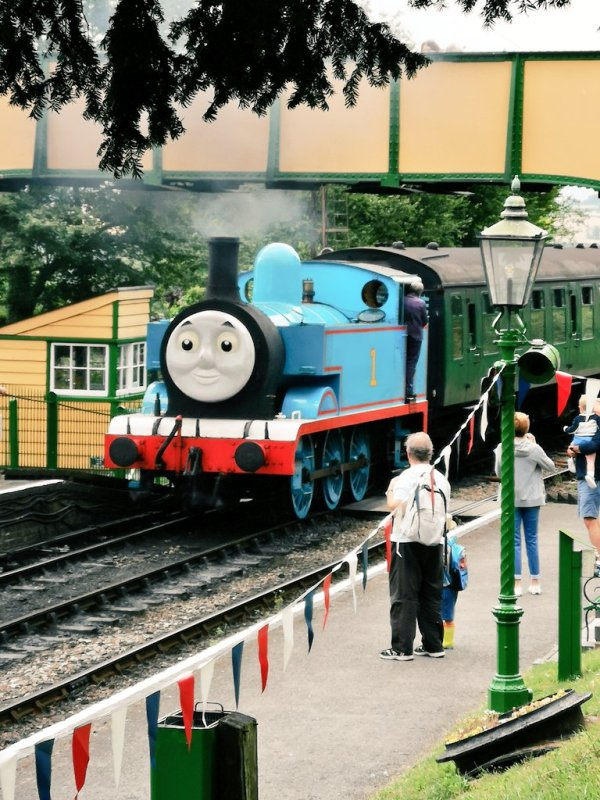 Thomas the Tank Engine The Watercress Line
