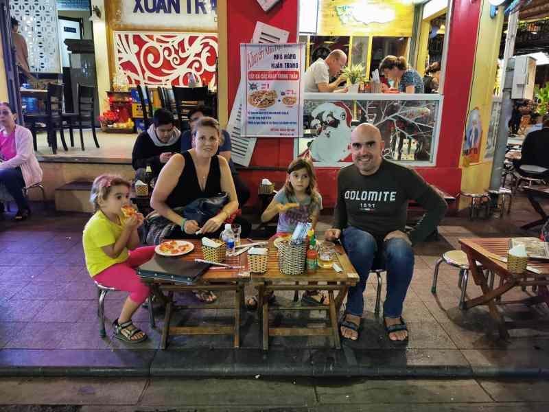 street food allegri vietnam