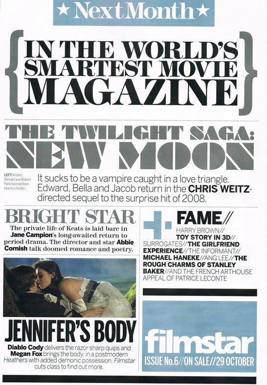 Filmstar page 1