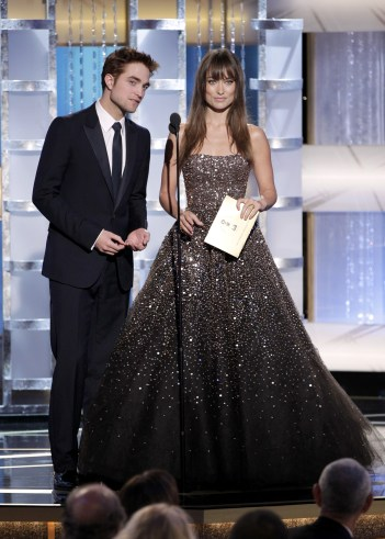 68th Annual Golden Globe Awards - Show