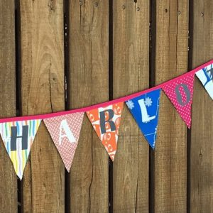 Bunting Made To Order