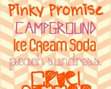 Best Free Summer Fonts
