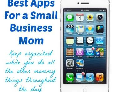 Best Apps For A Small Business Mom