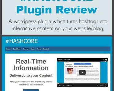 #HASHCORE Plugin Review