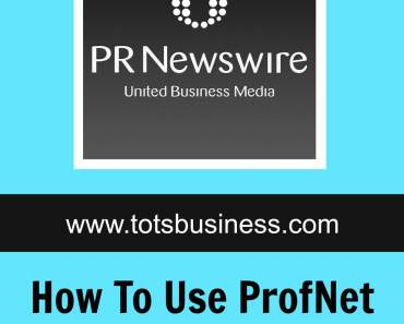 How To Use ProfNet As A Blogger To Connect With Brands